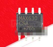MAX630CSA CMOS Micropower Step-UP Switching Regulator
