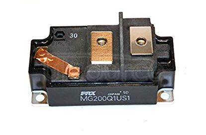 MG200Q1US1 N CHANNEL IGBT (HIGH POWER SWITCHING, MOTOR CONTROL APPLICATIONS)