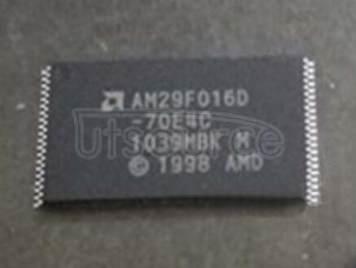 AM29F016D-70E4C