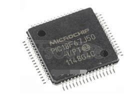 PIC18F67J50-I/PT