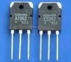 2SA1962-O POWER AMPLIFIER APPLICATIONS