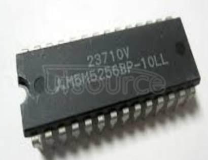 M5M5256BP10L 262144-BIT 32768-WORD BY 8-BIT CMOS STATIC RAM