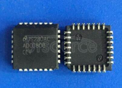 ADC0808CCV 8-Bit uP Compatible A/D Converters with 8-Channel Multiplexer