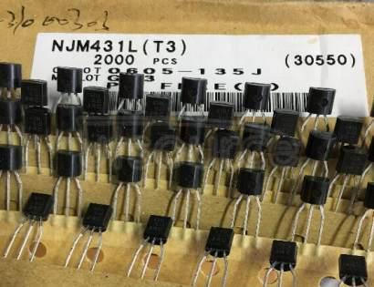 NJM431L ADJUSTABLE   PRECISION   SHUNT   REGULATOR
