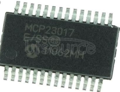 MCP23017-E/SS 16-Bit   I/O   Expander   with   Serial   Interface