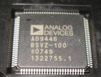 AD9446BSVZ-100 16-Bit, 80/100 MSPS ADC