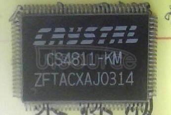 CS4811-KM Fixed   Function   Multi-Effects   Audio   Processor