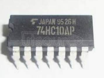 74HC10AP