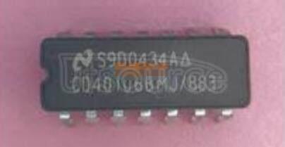 CD40106BMJ/883QS
