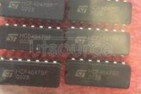 HCF4047BF Monostable Multivibrator