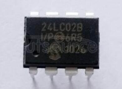 24LC02B 2K 2.5V CMOS serial EEPROMs2K,2.5V CMOS EEPROM