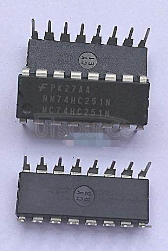 MM74HC251N