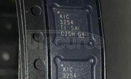 TLV320AIC3254IRHBR Ultra   Low   Power   Stereo   Audio   Codec   With   Embedded   miniDSP