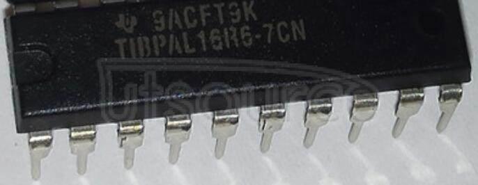 TIBPAL16R6-7CN