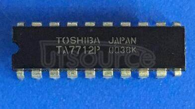 TA7712P 3 PHASE BI-DIRECTIONAL FOR MOTOR CONTROL IC