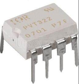 PVT322 Microelectronic Power IC Relay Dual Pole, Normally Open 0-250V, 170mA AC/DC