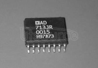AD713JR 1.5A Low Dropout Positive Regulators Adjustable and Fixed 2.85V, 3.3V, 3.6V, 5V, 12V; Package: DD PAK; No of Pins: 3; Temperature Range: 0°C to +70°C