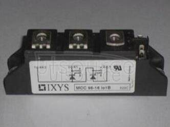 MCC95-12i08 B Thyristor   Modules   Thyristor/Diode   Modules