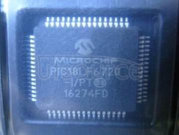 PIC18LF6720-I/PT