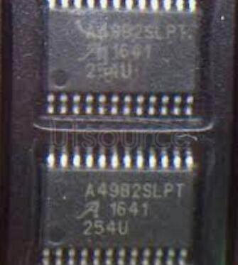 A4982SLPTR-T DMOS   Microstepping   Driver   with   Translator   and   Overcurrent   Protection