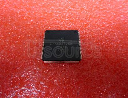 MC68302PV33C 68K INTGR COM PROC, DMA