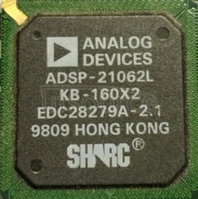 ADSP-21062LKB-160X2 ADSP-2106x SHARC  DSP Microcomputer Family
