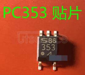 PC353 Mini-flat Package Photocoupler with Base Terminal