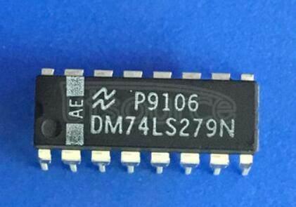 DM74LS279N Quad 2-Input NOR Gate