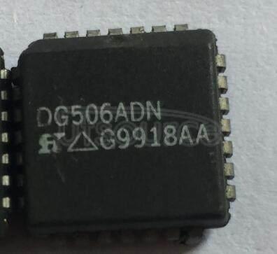 DG506ADN 16-Channel Analog Multiplexer