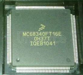 MC68340FT16E