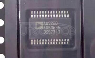 AD9220ARSZ Complete 12-Bit, 10.0 MSPS Monolithic A/D Converter