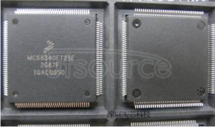 MC68340FT25E