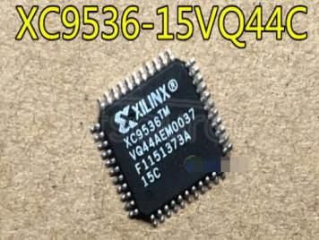 XC9536-15VQ44C