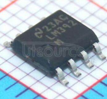 LM392M Low Power Operational Amplifier/Voltage Comparator