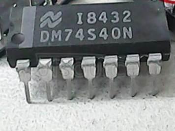 DM74S40N