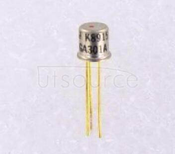 GA301A Silicon Controlled Rectifier<br/> Package: TO-18<br/> IT Av A: 0.2<br/> VTM V: 1.5<br/> IH mA: 5<br/> VGT V: 0.75<br/> IGT &#181<br/>A: 200<br/> tq nsec: 500<br/> Vrrm V: 100<br/> tpgon &#181<br/>sec: 0.05<br/>
