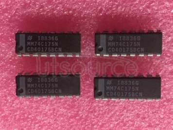 MM74C175N-CD40175BCN