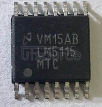 LM5115MTC