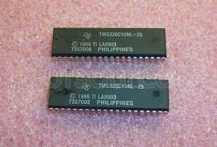TMS320C10NL-25