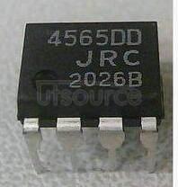 NJM4565DD DUAL   OPERATIONAL   AMPLIFIER??