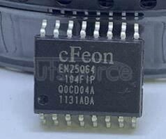 EN25Q64-104FIP