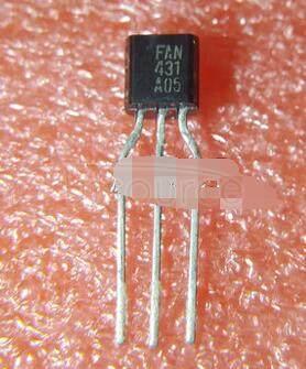 FAN431 Programmable   Shunt   Regulator