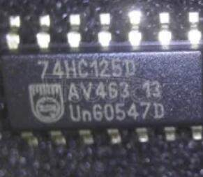 74HC125D-T SOP14