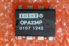 OPA2234P Low Power, Precision SINGLE-SUPPLY OPERATIONAL AMPLIFIERS