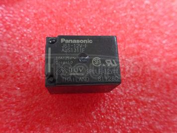 JS1-12V JS1-12V-F 12V 10A 5PINS
