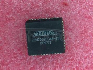 EPM7032LC44-12