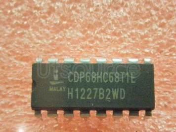 CDP68HC68T1E