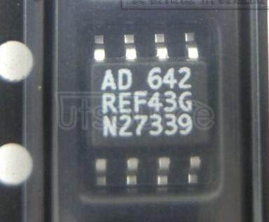 REF43 +2.5V Low Power Precision Voltage Reference