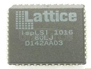 ISPLSI101660LJ