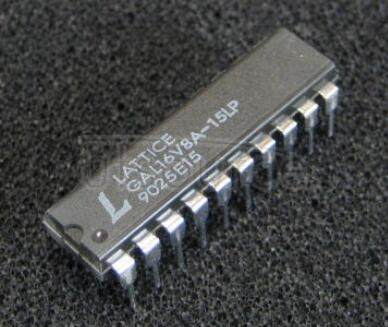 GAL16V8A15LP HIGH PERFORMANCE E2CMOS PLD